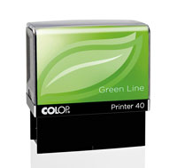 Automatikstempel Colop Printer 40 'Green Line'