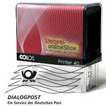 Dialogpost national COLOP Printer 40